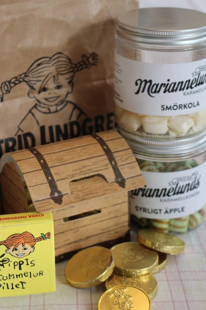 Shopping på Astrid Lindgrens värld