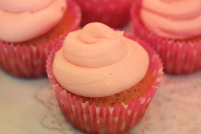 bunny cupcakes