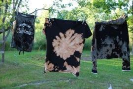 Batik med klorin